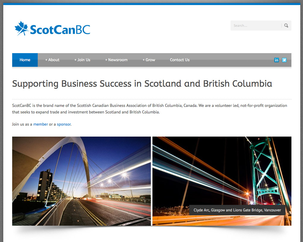 Scotcan BC Website